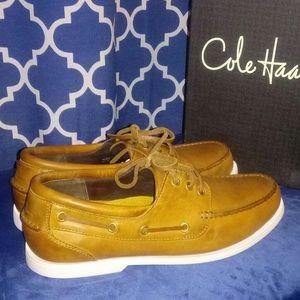 Cole Haan Boat shoe